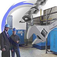 Projektowanie instalacji sprężonego powietrza