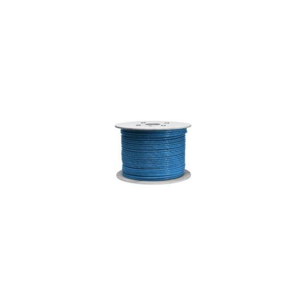 Przewód poliuretan 6x4 niebieski