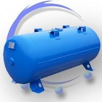 Zbiorniki ciśnieniowe - Poziome