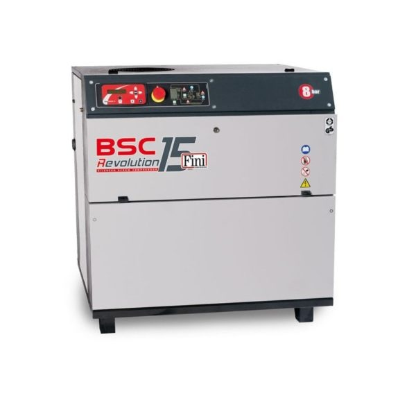 Sprężarka śrubowa Fini BSC 1510 R-evo