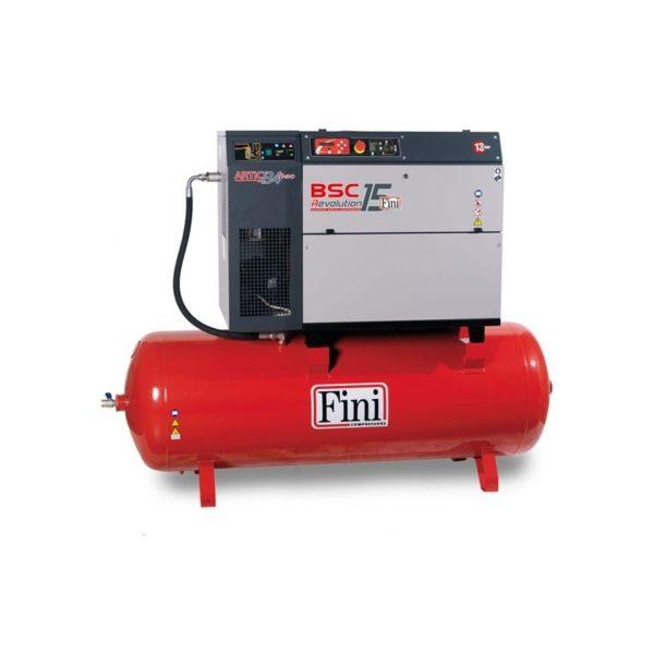 Sprężarka śrubowa Fini BSC 1510 500F ES R-evo