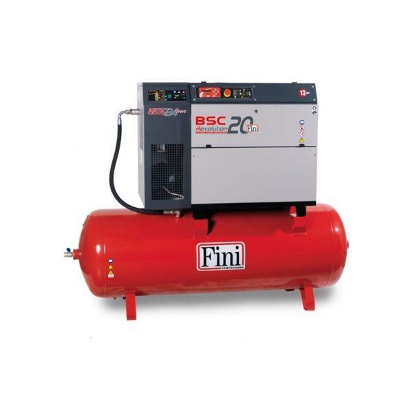 Sprężarka śrubowa Fini BSC 2010 500F ES R-evo