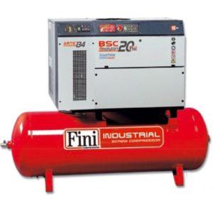 Sprężarka śrubowa Fini BSC 2010-500F R-EVO STC