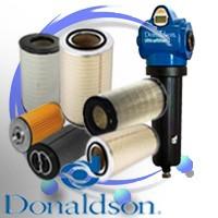 Filtry powietrza Donaldson