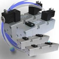 Zawory i elektrozawory ISO3
