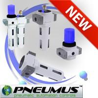 Stacje przygotowania powietrza - PNEUMUS