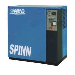 Sprężarka śrubowa ABAC-SPINN 5,5
