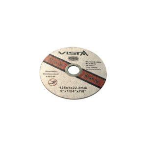 Tarcza do cięcia VISTA-AA125