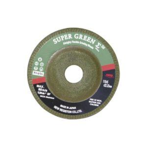 Tarcza szlifierska Super Green SGS11536
