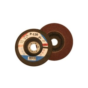 Ściernica listkowa talerzowa Aluminium Oxide A125-100