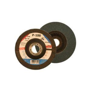 Ściernica listkowa talerzowa Zircona Alumina Z125-100