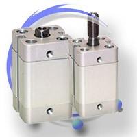 Siłowniki pneumatyczne kompaktowe NXD