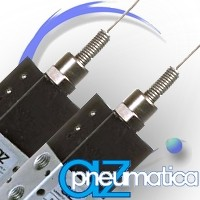 Zawory mechaniczne z antenką