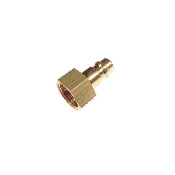 Wtyk szybkozłączki z gwintem 3/8 W TYP 26 NW 7,2 SM2603W