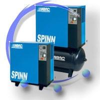 Sprężarki śrubowe ABAC - SPINN