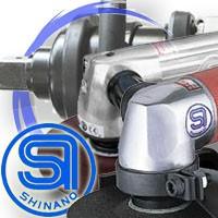 Narzędzia pneumatyczne Shinano