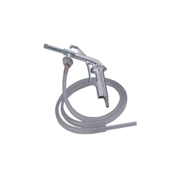 Pistolet pneumatyczny do piaskowania z wężem