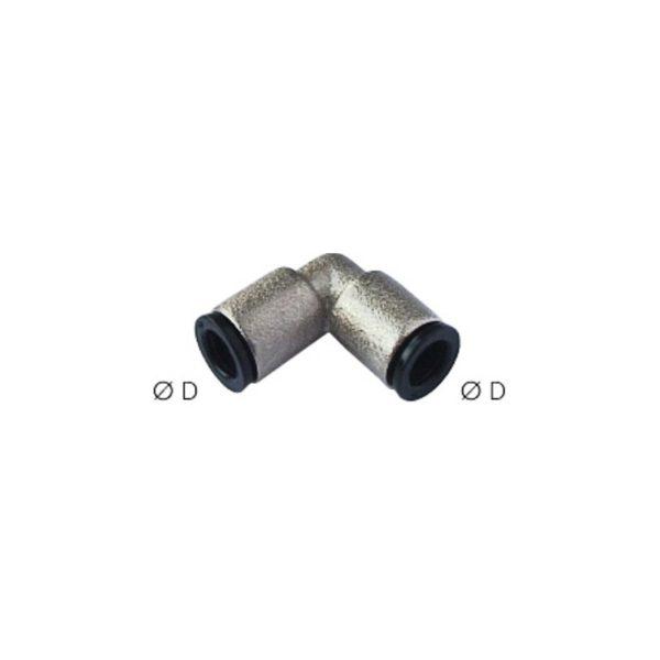 Złączka kątowa serii Topline- 6 mm