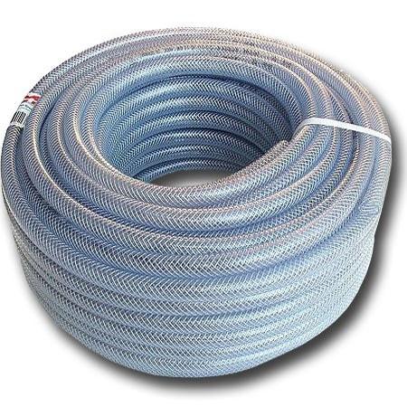 Wąż techniczny zbrojony - 9*2,5 mm