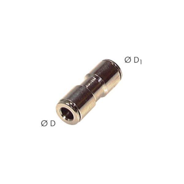Przyłącze proste 12 mm - 12 mm