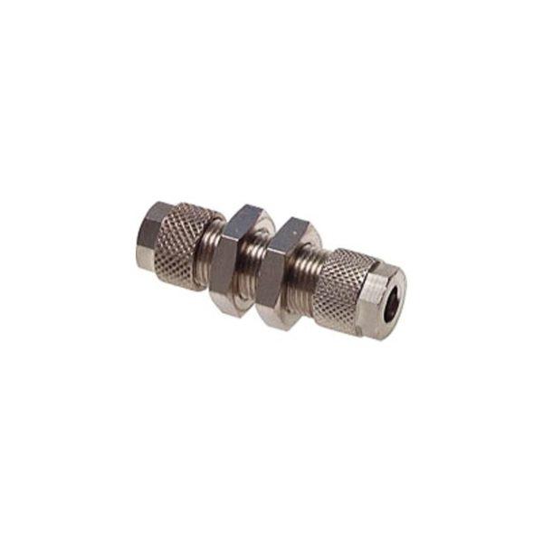 Złączka skręcana grodziowa M14 10 x 8 mm - 6 x 4mm