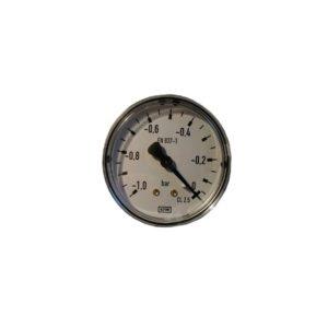 """Wakuometr tylny G1/4"""" 63 mm"""