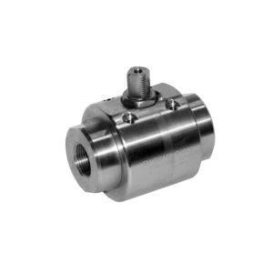 Zawór kulowy pneumatyczny DN 6 typ 422