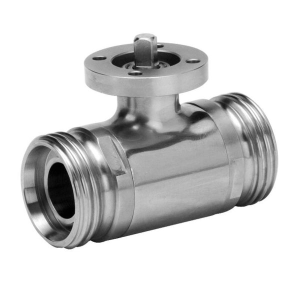 Zawór kulowy pneumatyczny DN 25 typ 434