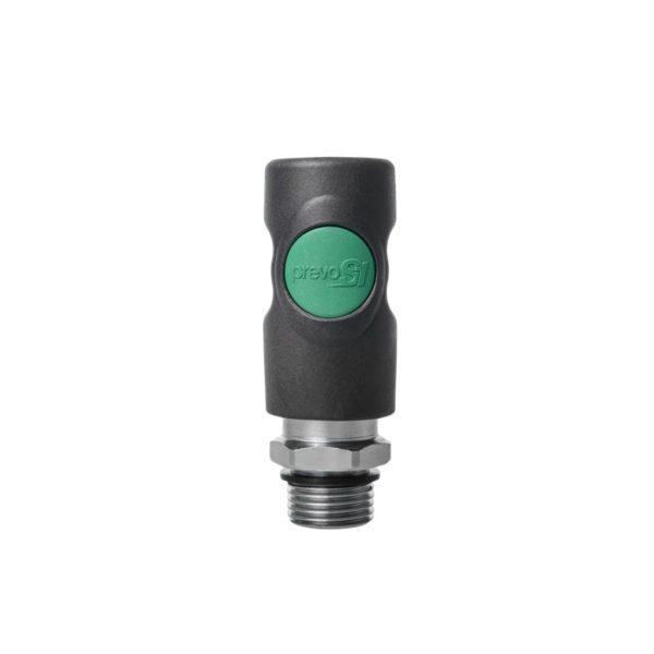 Szybkozłącze bezpieczne Prevo S1, G 1/4 Z, ESI 071151 PRE-SZ2602Z