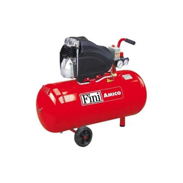 FINI Sprężarka tłokowa AMICO 50/2400