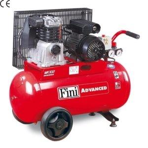 FINI Sprężarka tłokowa MK 102-50-2M