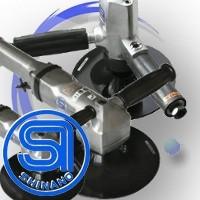 Polerki pneumatyczne - Shinano