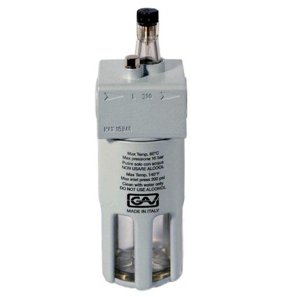 Naolejacz do instalacji sprężonego powietrza GAV L 300 1''