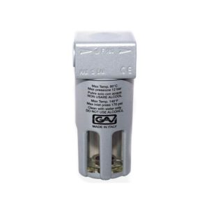 """Filtr do instalacji sprężonego powietrza GAV F180 1/4"""""""