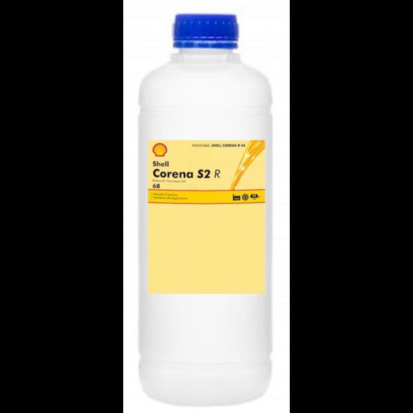 olej do sprezarek srubowych Corena 68