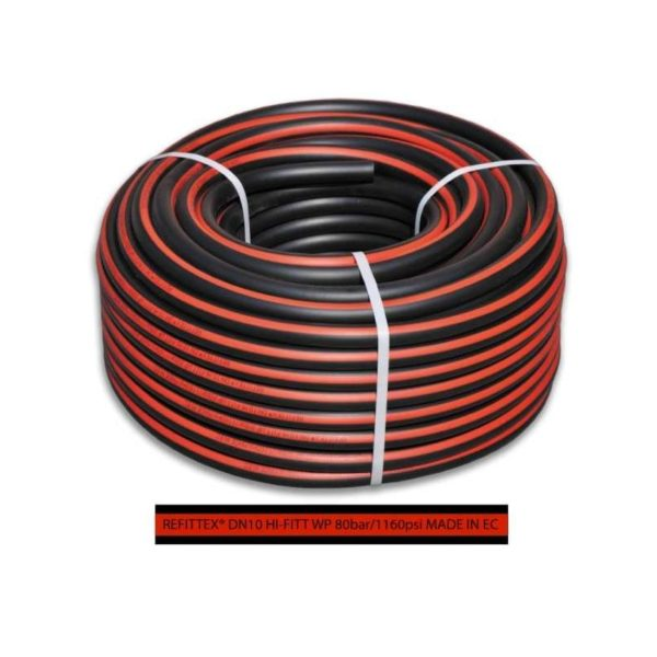Wąż techniczny REFITTEX 80BAR 8*15mm