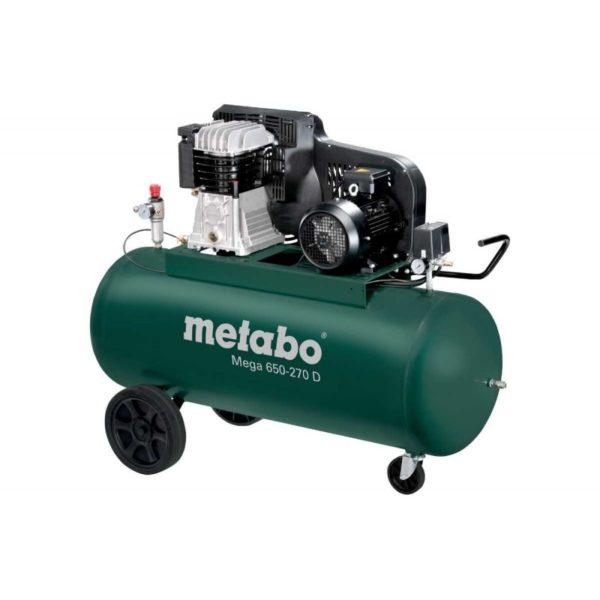 Sprężarka METABO MEGA 650-270D