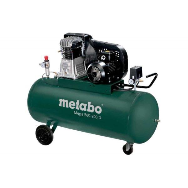 Sprężarka METABO MEGA 580-200D