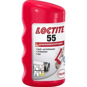 Nić do uszczelniania gwintów LOCTITE 55