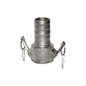 """Szybko-złącze Camlock Typ C 1 1/2"""" śr rury: 38 mm"""