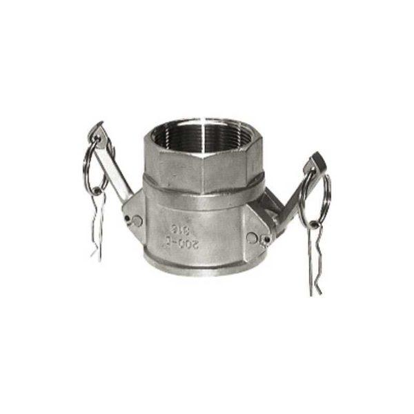Szybko-złącze Camlock Typ D 3/4
