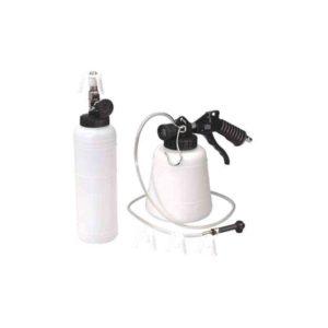 Przyrząd do odpowietrzania i wymiany płynu hamulcowego