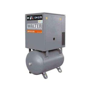Sprężarka śrubowa SKTG 4-10 na zbiorniku 270L - 4kW 10 bar