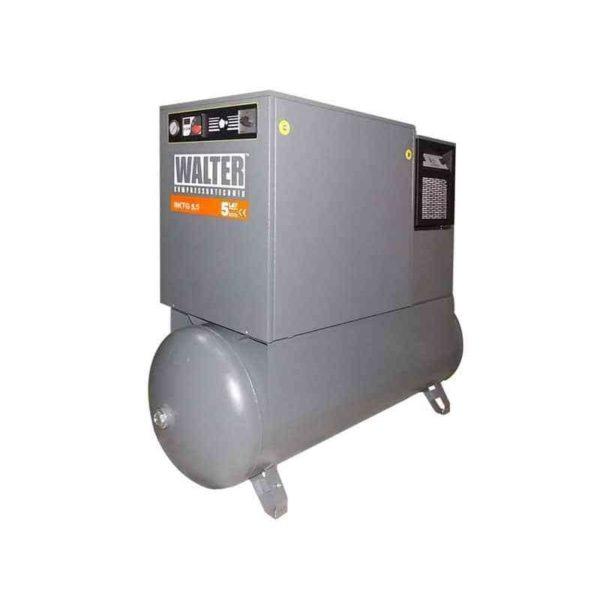 Sprężarka śrubowa SKTG 5.5 COMBO/10 500L