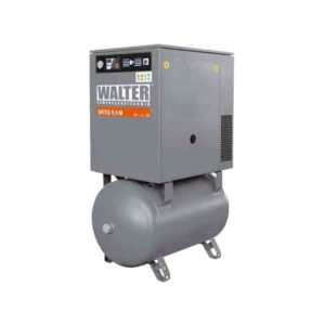 Sprężarka śrubowa SKTG 5.5 kW 15 bar na zbiorniku 270L