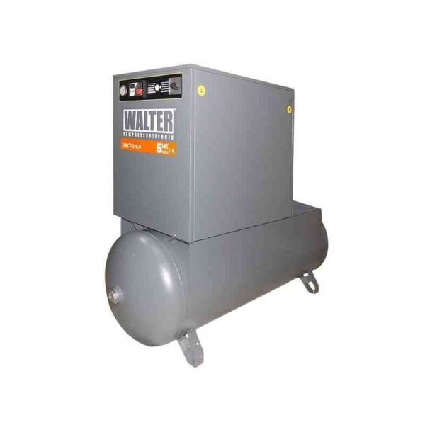 Sprężarka śrubowa SKTG 5.5-15 na zbiorniku 500L 15 bar