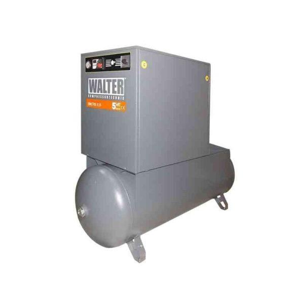 Sprężarka śrubowa SKTG 7.5-13 na zbiorniku 500L 13 bar