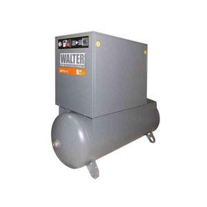 Sprężarka śrubowa SKTG 11/8 na zbiorniku 500L 8 bar