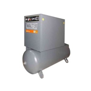 Sprężarka śrubowa SKTG 11/10 na zbiorniku 500L 10 bar