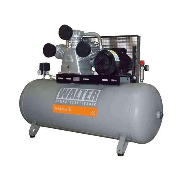 Sprężarka tłokowa GK 880l/m 5,5kW 100L